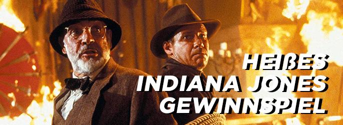 """Gewinne die neue 4K-Collection mit allen """"Indiana Jones""""-Filmen!"""