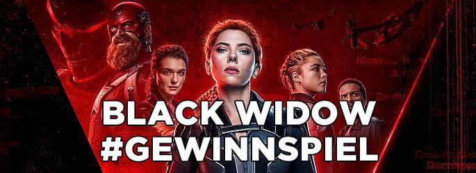 """Gewinne ein Fanpaket mit Powerbank und mehr zum """"Black Widow""""-Kinostart!"""