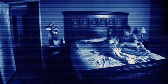 Bild 1:Paranormal Activity - Unheimlich, diese Reihenhäuser