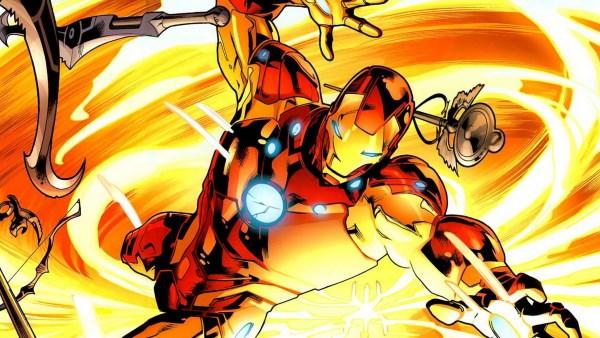 Bild 1:Iron Man...wer kann, der kann