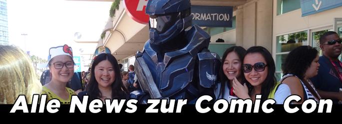 Bild 1:Auf einen Blick: Alle aktuellen News zur San Diego Comic-Con 2019