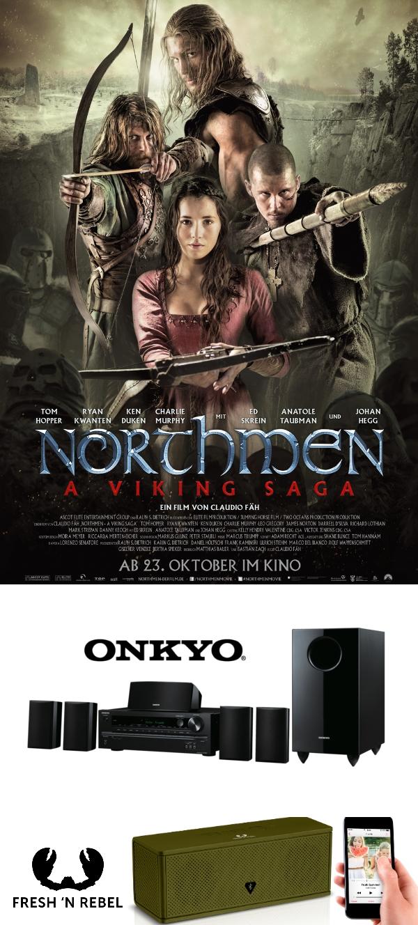 """Bild 1:Gewinnspiel: Große """"Schatzjagd"""" zum Filmstart von """"Northmen - A Viking Saga""""!"""