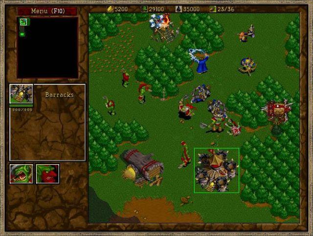 Bild 2:©1995 Blizzard Entertainment, Inc. Alle Rechte vorbehalten.