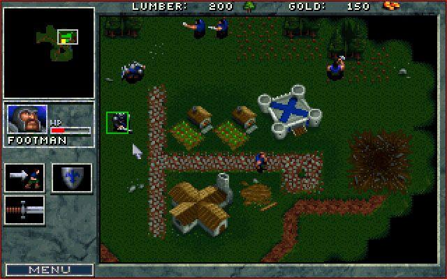 Bild 1:©1994 Blizzard Entertainment, Inc. Alle Rechte vorbehalten.