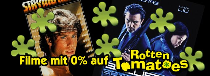Bild 1:Filme mit 0% auf Rotten Tomatoes