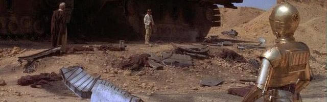 """Bild 2:Monster, Mord & Folter: Ganz schön traumatische """"Star Wars""""-Momente"""