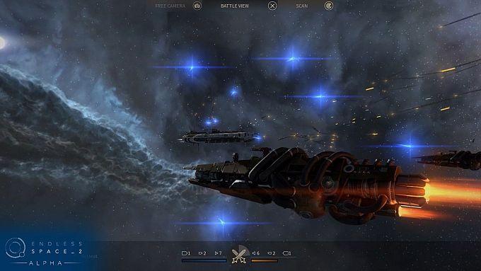 Bild 1:Gigantische Weltraumschlachten!