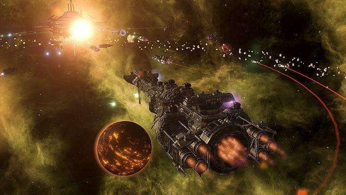 Bild 1:Die neue Titan-Schiffsklasse