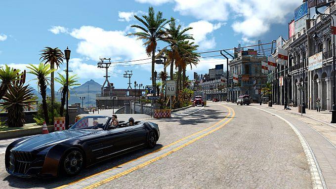 """Bild 1:Der MJ-Spieletipp: """"Final Fantasy XV"""" - Road Trip mit den Jungs"""