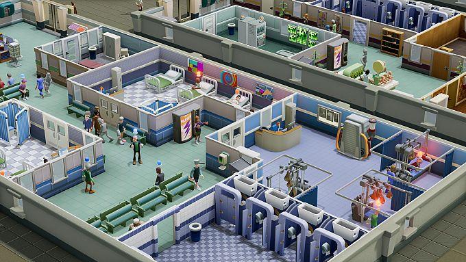 "Bild 1:Der MJ-Spieletipp: ""Two Point Hospital"" - Wo tut´s denn weh?"