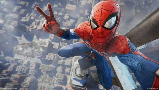 """Bild 1:Der MJ-Spieletipp: """"Marvels Spider-Man"""" spinnt sein Netz"""