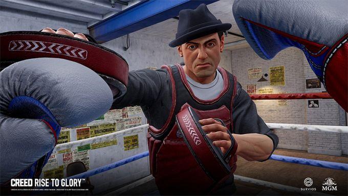 Bild 1:Der MJ-Spieletipp: VR-Prügel mit dem Rocky-Simulator und mehr VR-Games