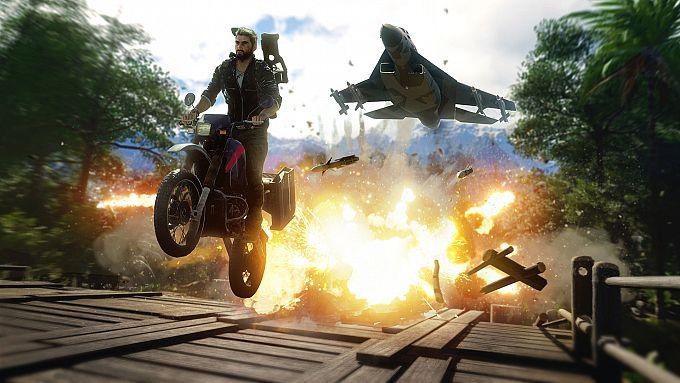Bild 1:Der MJ-Spieletipp: Explosiv ins Wochenende