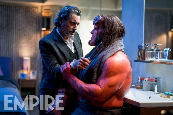 "Bild 1:Big Red is back: Deutscher Trailer zu ""Hellboy - Call of Darkness"""