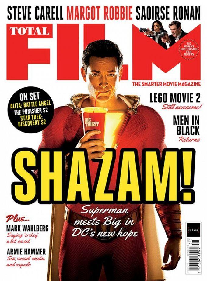 """Bild 4:Neue """"Shazam!""""-Bilder & Cover, neuer Trailer in Wartestellung"""