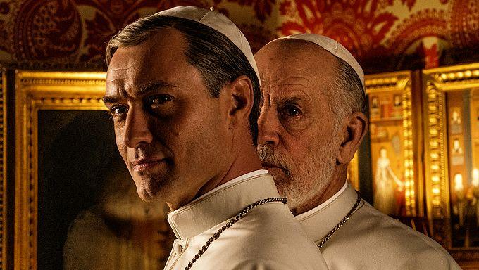 """Bild 1:Erster Blick auf """"The New Pope"""", """"True Detective"""" S4 wird verrückt & mehr"""