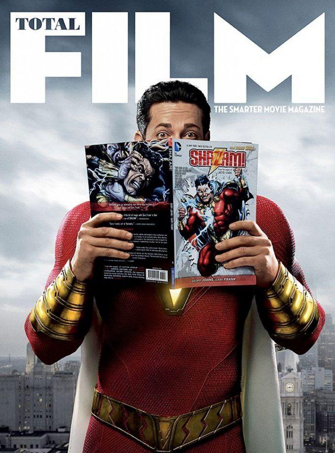 """Bild 5:Neue """"Shazam!""""-Bilder & Cover, neuer Trailer in Wartestellung"""