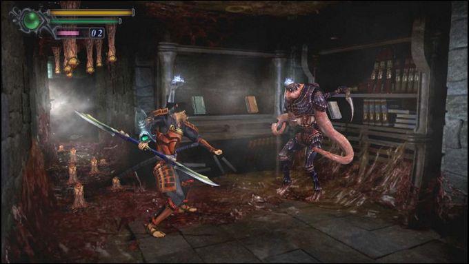 Bild 1:Der MJ-Spieletipp: Der Klempner und der Samurai