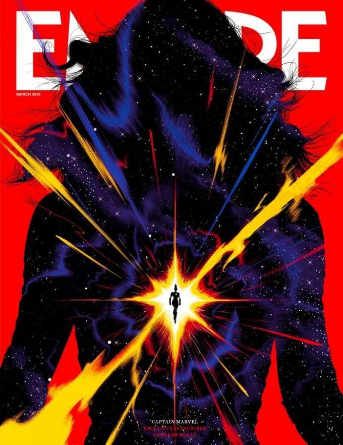 "Bild 2:So heroisch: Clip, Cover & Charakterposter zu ""Captain Marvel"""
