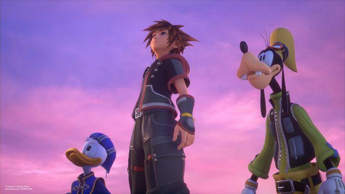 """Bild 1:Der MJ-Spieletipp: """"Kingdom Hearts 3"""" entführt euch in Disneys Welten"""