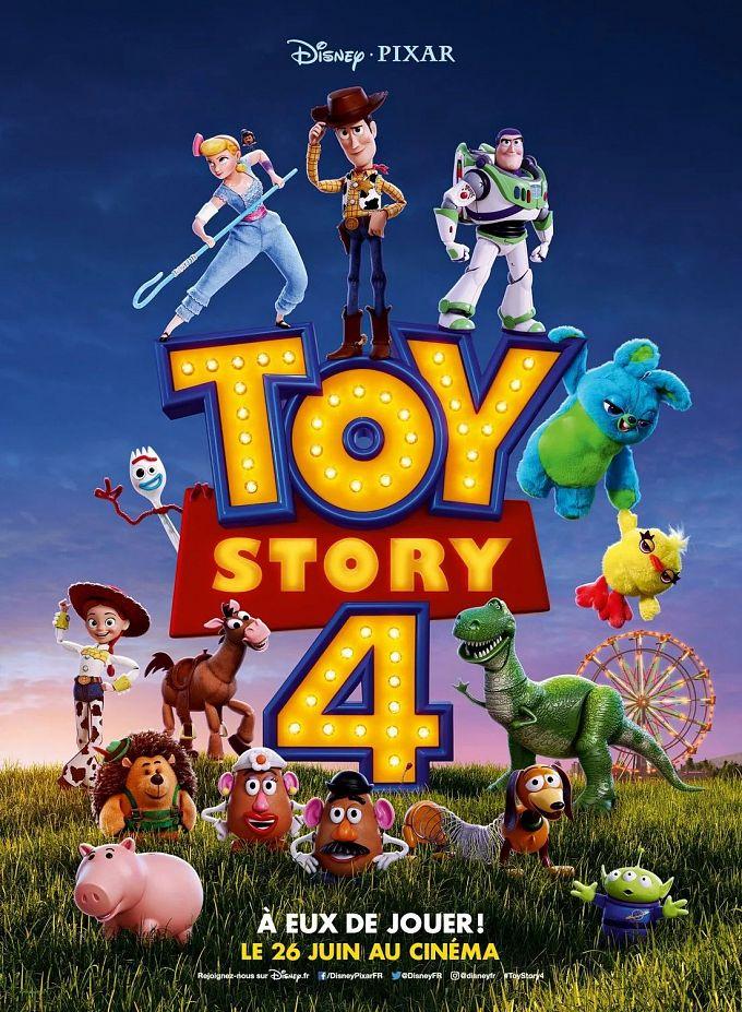 """Bild 1:""""Toy Story 4""""-Terminänderung & Sneak Peek vom Super Bowl"""