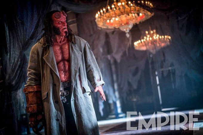"""Bild 1:Offiziell R-Rated: Neuer Trailer zu """"Hellboy - Call of Darkness""""!"""