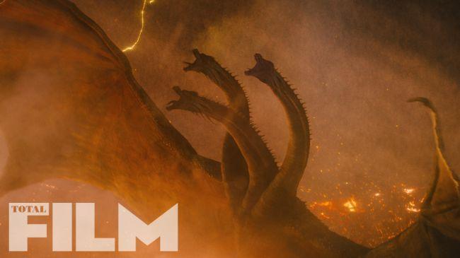 """Bild 2:Titanisch-japanisch: """"Godzilla 2"""" beeindruckt mit Spot & Poster"""