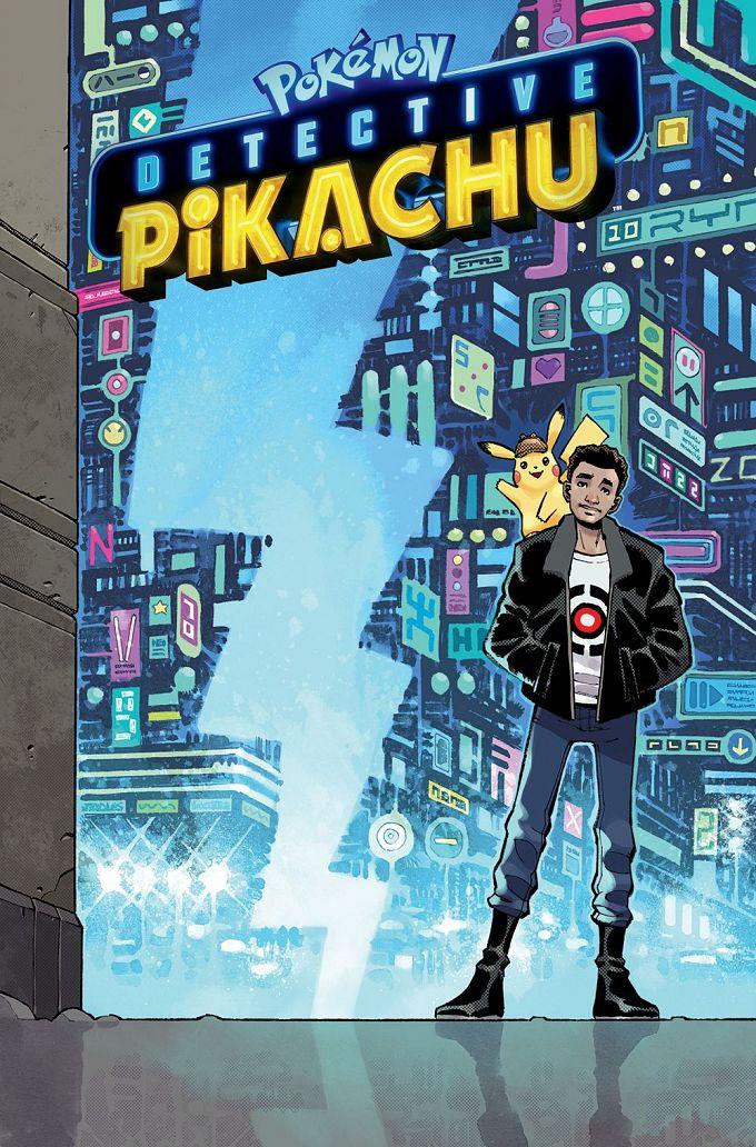 """Bild 1:Neuer Trailer da: Ryan Reynolds ist """"Meisterdetektiv Pikachu""""!"""