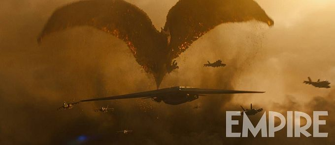 """Bild 6:Titanisch-japanisch: """"Godzilla 2"""" beeindruckt mit Spot & Poster"""