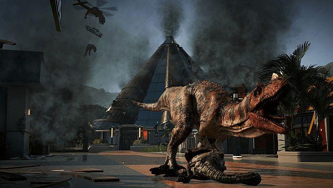 """Bild 1:Der MJ-Spieletipp: """"Jurassic World Evolution"""" wird noch bissiger"""