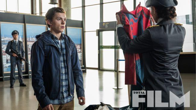 """Bild 1:Spoiler-Gefahr! Neuer Trailer zu """"Spider-Man - Far from Home"""""""