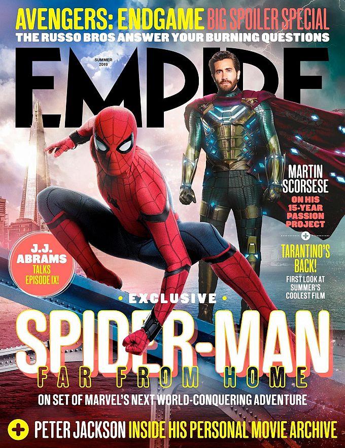 """Bild 1:Bestätigt: """"Spider-Man - Far from Home"""" führt Multiversum ein"""