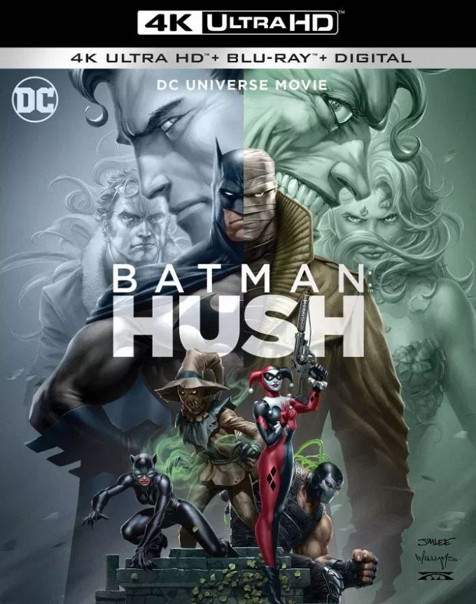 """Bild 2:DC-Fans aufgepasst: Psst, hier ist der """"Batman - Hush""""-Trailer!"""