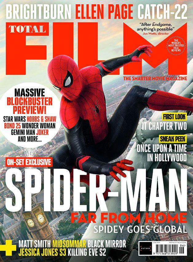 "Bild 1:Poster & China-Trailer: ""Spider-Man - Far from Home"" legt nach"