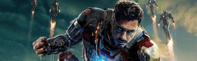 Bild 1:Marvel Cinematic Universe (MCU) - Alle Filme der Phase II
