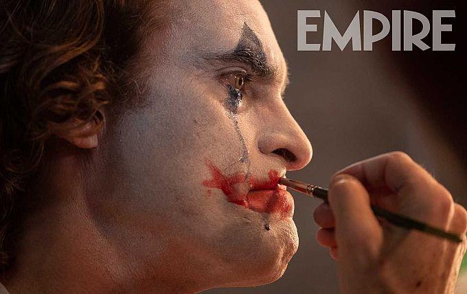 """Bild 2:""""Joker""""-Cover & -Bilder: Joaquin Phoenix wird zum Clownprinz"""