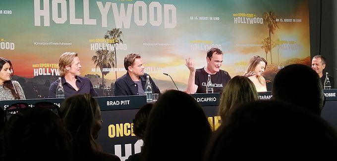 """Bild 1:Tarantino in Berlin: """"Kill Bill Vol. 3"""", """"Star Trek"""" oder doch etwas anderes?"""