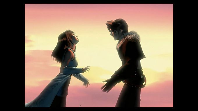 """Bild 1:Der MJ-Spieletipp: """"Final Fantasy VIII"""" in neuer Pracht"""