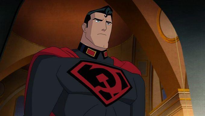 """Bild 1:Nix USA - Russland! Erster Blick auf """"Superman - Red Son"""""""
