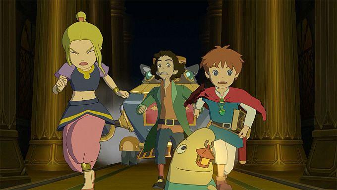 Bild 1:Ni No Kuni - Sieht aus wie Ghibli, ist Ghibli