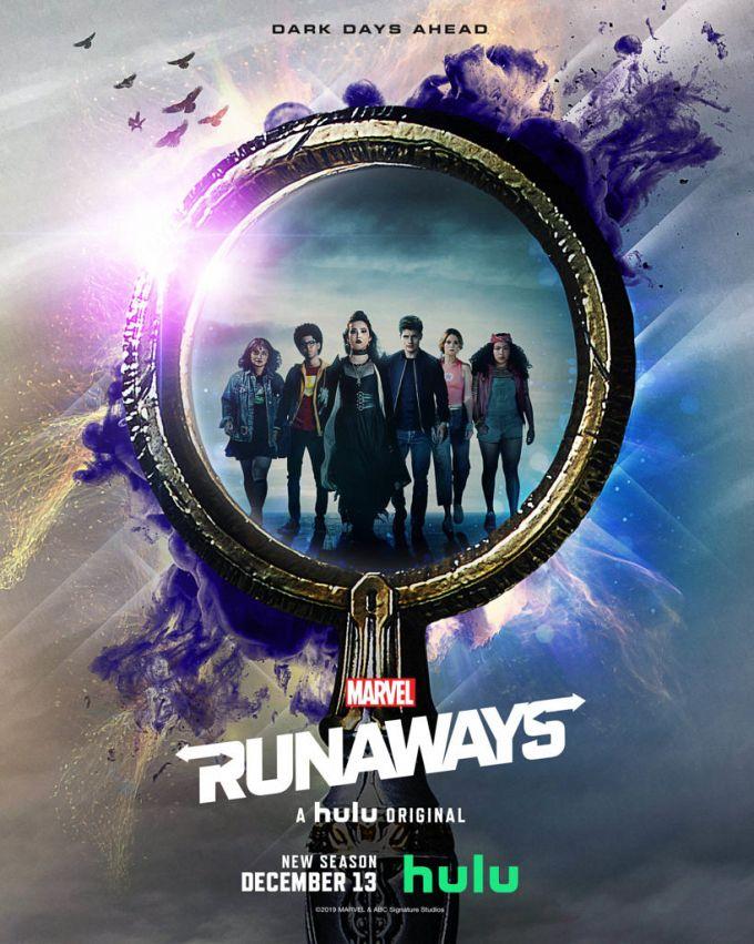 """Bild 1:Trailer & Poster für """"The Expanse"""" S4 & Teaser für """"Runaways"""" S3"""