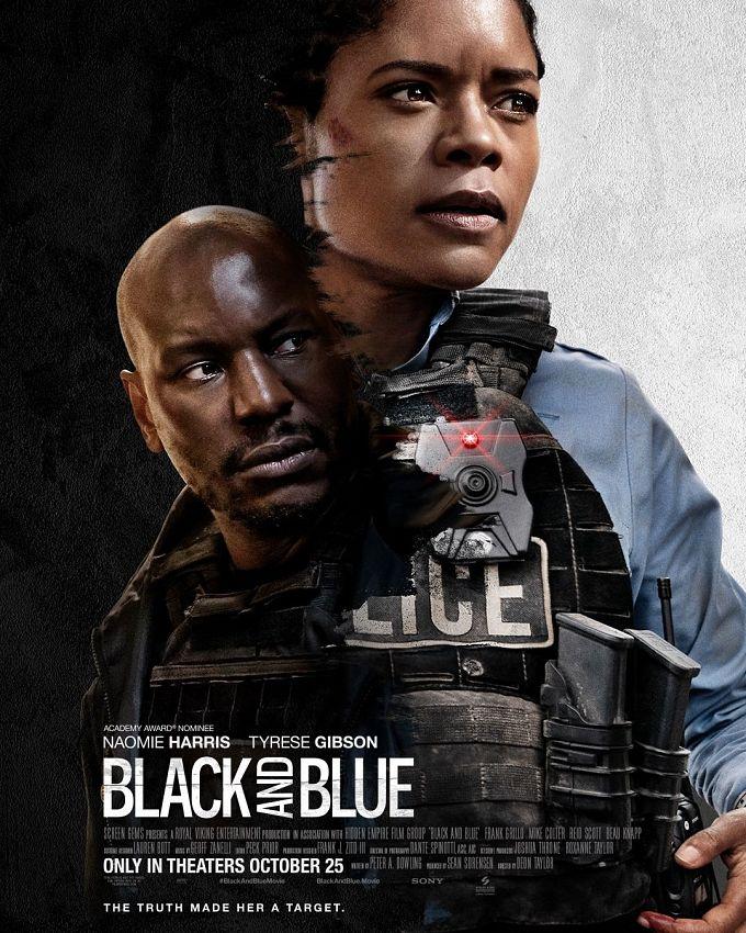 """Bild 2:Cop-Thriller: Neue Poster zu """"21 Bridges"""" & """"Black and Blue"""""""