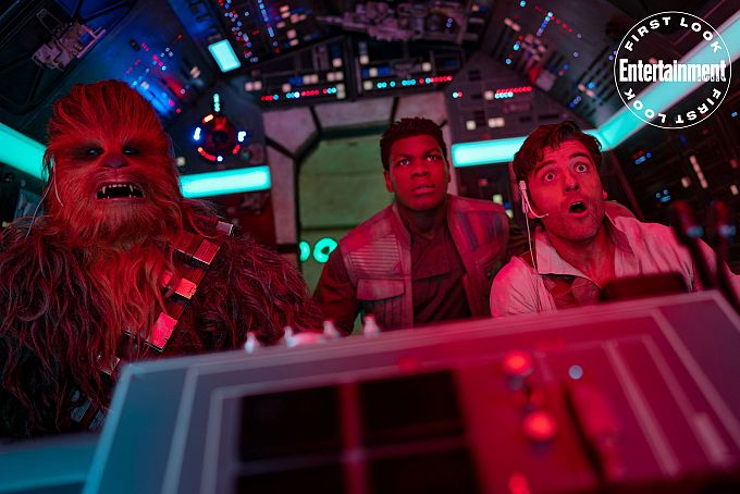 """Bild 1:So! Wer """"Star Wars - Der Aufstieg Skywalkers"""" geschrieben hat"""