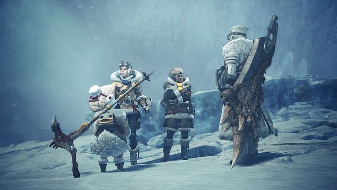 "Bild 1:Der MJ-Spieletipp: Frostige Monsterjagd in ""Monster Hunter World - Iceborne"""