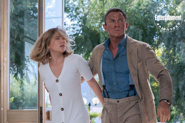"""Bild 2:Bond is back: """"Keine Zeit zu sterben"""" verknüpft alle Craig-Filme"""
