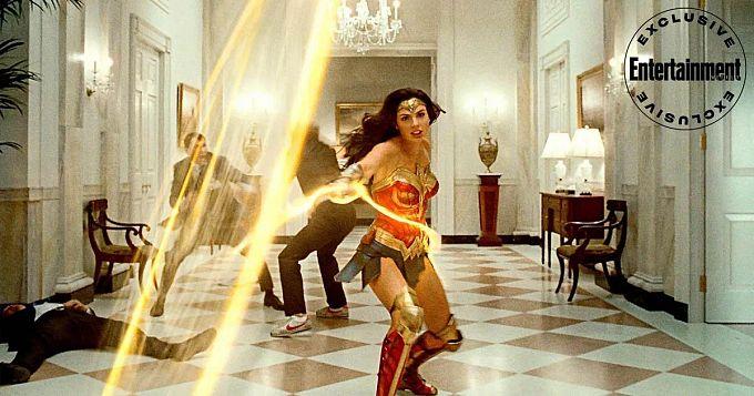 """Bild 1:Echt goldig: Neue Bilder & Poster zu """"Wonder Woman 1984"""""""