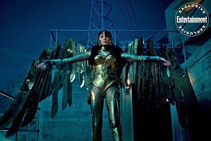 """Bild 3:Echt goldig: Neue Bilder & Poster zu """"Wonder Woman 1984"""""""