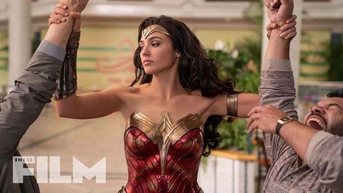 """Bild 6:Echt goldig: Neue Bilder & Poster zu """"Wonder Woman 1984"""""""