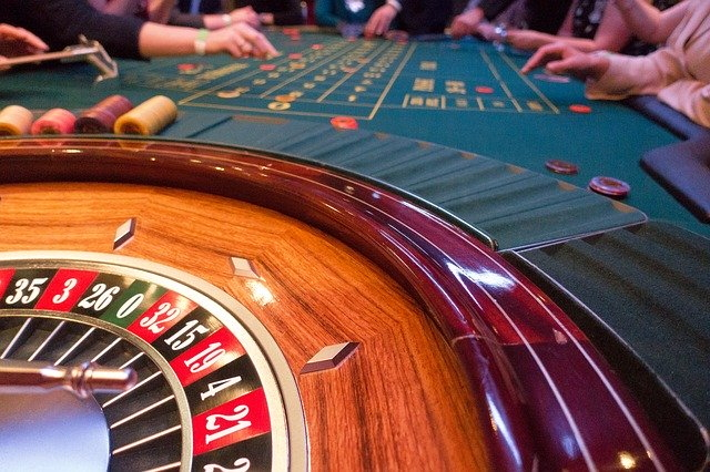 Bild 1:Casino - als besondere Kulisse für Hollywood nahezu perfekt