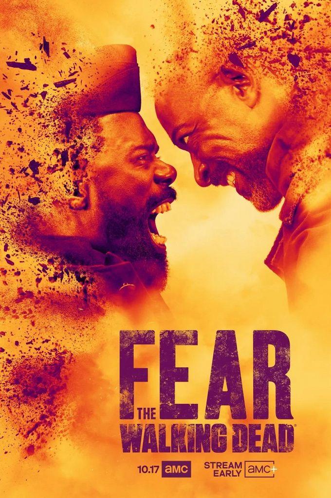 "Bild 1:""Fear the Walking Dead"": Trailer & neue Key Art für Staffel 7 + Neuzugang"